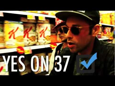 0 California Proposition 37 Food Labeling Scheme: The Official Music Video