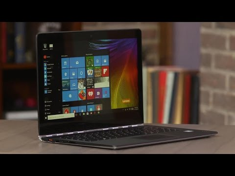The Lenovo Yoga 900 is king of the hybrid hill