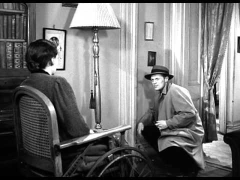 Richard Widmark's Wheelchair Scene in