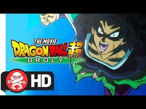 Dragon Ball Super - The Movie: Broly - Official Trailer (English)