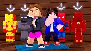 Minecraft - QUAL ARMADURA DE HERÓI DEVO ESCOLHER ? - AMIGOS Ep 2  ‹ LOKI ›