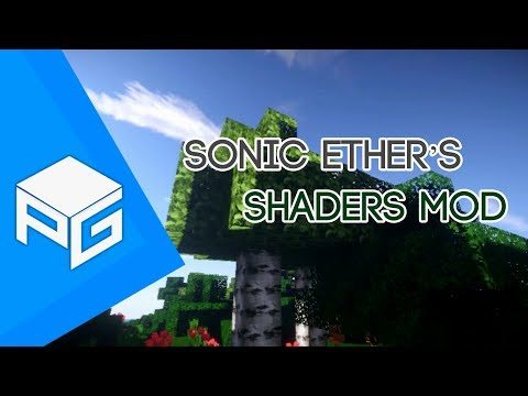 How to install the Sonic Ether's Shaders Mod (Minecraft 1.7.10 / WINDOWS 7/8/VISTA) (видео)