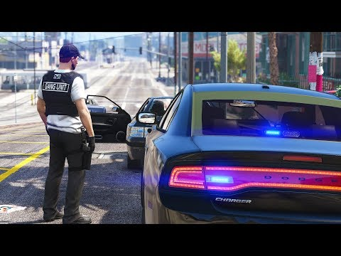 LSPDFR - Day 830 - Gang Unit