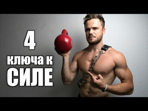 4 Принципа Тренировок на СИЛУ - DomaVideo.Ru