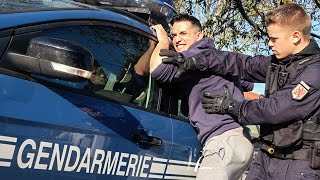 Video MISSION EXTREME À LA GENDARMERIE !! MP3, 3GP, MP4, WEBM, AVI, FLV Agustus 2017