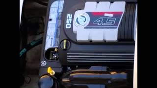 Mercruiser 4.5 in moto