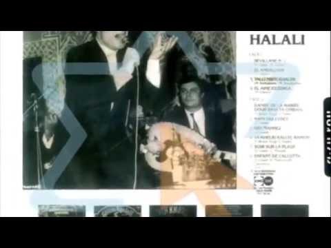 """Salim Halali interprète """"La Sevillana"""""""