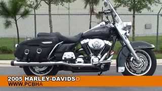 5. Used 2005 Harley Davidson Road King Classic Motorcycles for sale - Homosassa, FL
