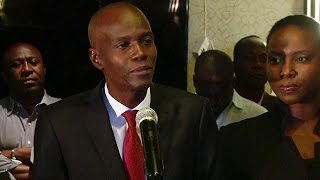 Provisional results suggest Jovenel Moise has won the presidential election in Haiti. The political novice has won a majority in the first round, avoiding a ...