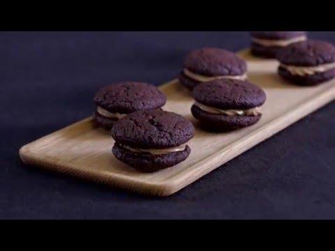 Šokoladiniai sausainiai su NESCAFÉ kavos Cremeux