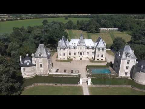Château de Vair à Anetz / Vair-sur-Loire en Loire Atlantique