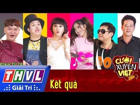 Cười xuyên Việt Phiên bản nghệ sĩ 2016 Tập 5 phần 6