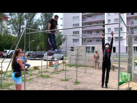 Pierwsza w Polsce Aleja Sportów Miejskich