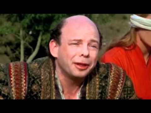 Memorable Movie Death #3: Vizzini From Princess Bride