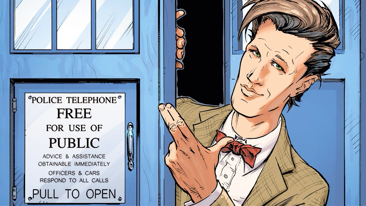 Doctor Who: The Eleventh Doctor Vol. 1 After Life [TRAILER]