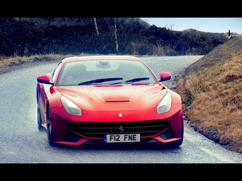 Ferrari F12 review – Top Gear – Series 20 – BBC