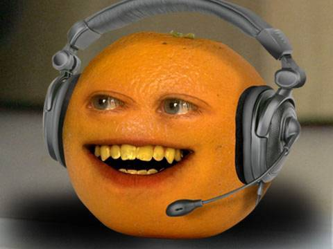 Annoying Orange - Prank Call #1: Tanning Salon