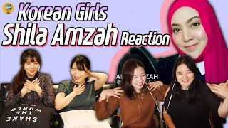 Video Korean Girls React to Shila Amzah !!!!! Finally!!!!! MP3, 3GP, MP4, WEBM, AVI, FLV Juni 2018