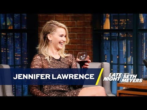 Jennifer Lawrence's Nipple Outline Was the Scariest Part of