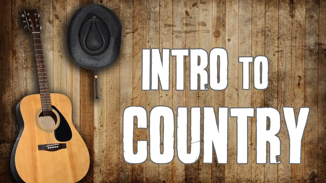 Your Very First Guitar Chords – Beginner Country Guitar Lesson Tutorial