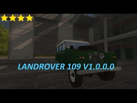 Landrover 109 v1.0.0.0