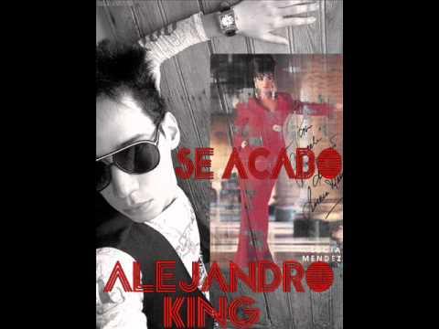 "Alejandro King presents : ""Se Acabó"" de Lucia Mendez (1992)"