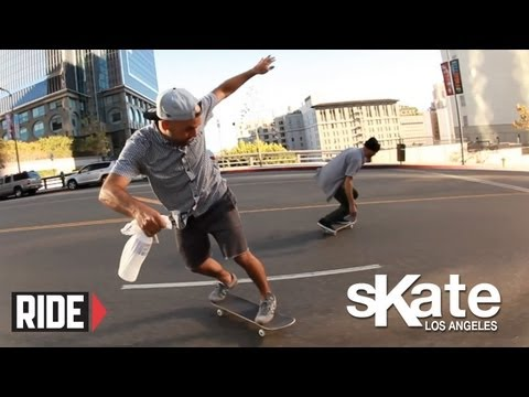 Skate - This week, Danny Montoya & the BLVD crew give you a personal skate tour of Los Angeles. More Episodes of SKATE...: http://bit.ly/VH8QPT Every other Thursday,...