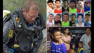 Video Hero Australian doctor reveals first phone call after Thai cave rescue - 247 news MP3, 3GP, MP4, WEBM, AVI, FLV Juli 2018