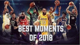 Video NBA Best/Memorable Moments of 2018 *CRAZY* MP3, 3GP, MP4, WEBM, AVI, FLV Maret 2019