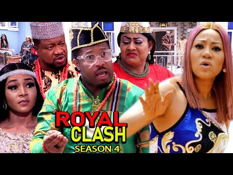 ROYAL CLASH SEASON 4 - (New Trending Movie) 2021 Latest Nigerian Nollywood Movie Full HD