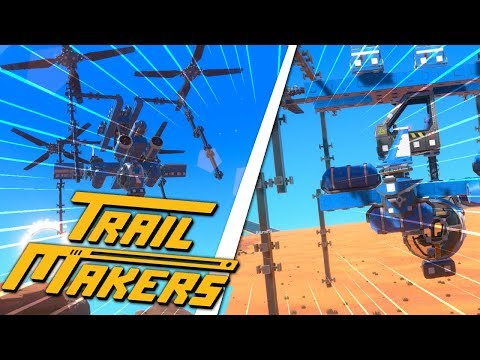 Flying Submersibles | Trailmakers