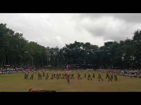 33rd Cotabato Councilwide Fancy Drill Competition 2017 Champion