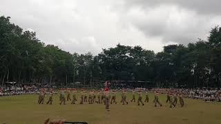 Video 33rd Cotabato Councilwide Fancy Drill Competition 2017 Champion MP3, 3GP, MP4, WEBM, AVI, FLV Desember 2017