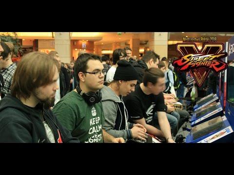 Relacja - Mistrzostwa Polski 2016 w grze Street Fighter V