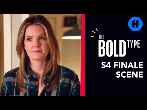 The Bold Type Season 4 Finale   Sutton Ditches Her Wedding Ring   Freeform