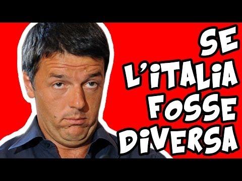 """""""Se l'Italia fosse diversa""""  il nuovo video dei Pantellas"""