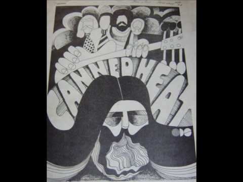Canned Heat Boogie Music