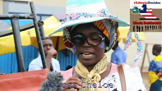 Liberia: Voices of voters on the political campaign