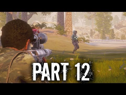 State of Decay 2 Gameplay Walkthrough Part 12 - BEST GUN IN THE GAME ??? (Full Game)