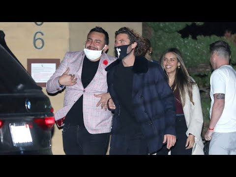 Brody Jenner Dines With BFF And The Hills Castmate Frankie Delgado