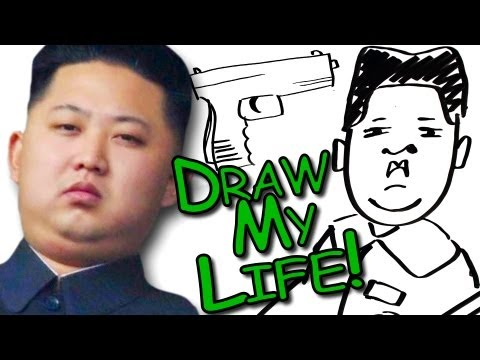 un - Kim Jong-un's highly requested Draw My Life, as a SONG! :) Don't forget to share and like! :) Subscribe for more: http://bit.ly/SubscribeAVbyte Download the ...