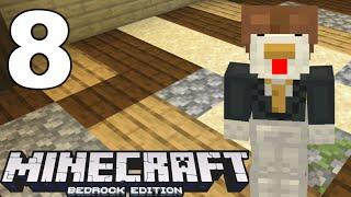 "Minecraft Bedrock : ""Improvising Decor"" ~ 8"