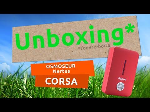 Unboxing Nertus