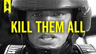 Video Starship Troopers: How to Make Fascism SEXY – Wisecrack Edition MP3, 3GP, MP4, WEBM, AVI, FLV Maret 2019