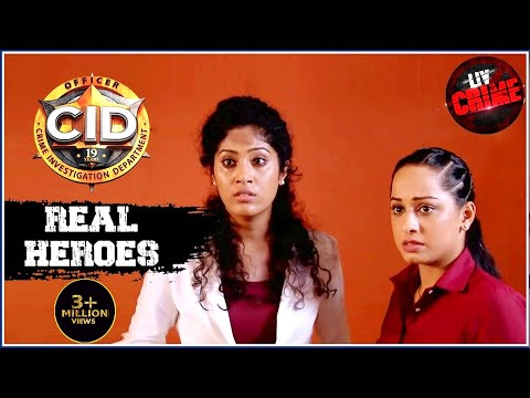 Dr. Salunkhe Is Kidnapped - Part 2 | C.I.D | सीआईडी | Real Heroes