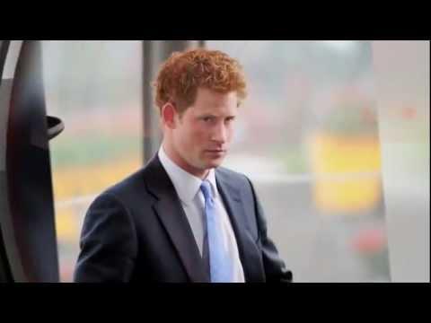 Prince Harry single again, Cheryl Cole project – Celebrity Newsbeat – Splash News