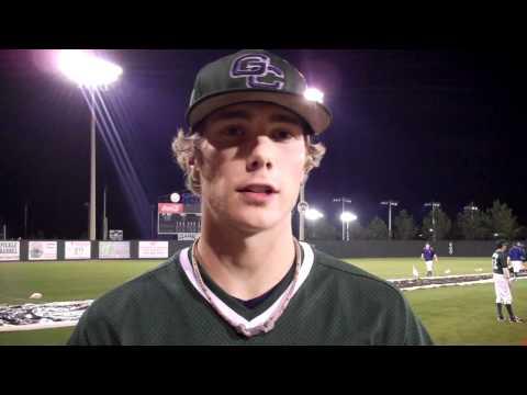 Darin Wiltgen - GC Baseball Postgame 02/03