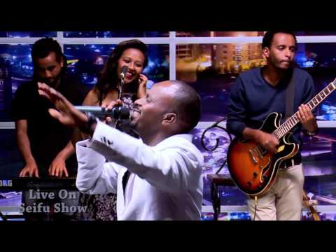 Samidan and Fafe Live on Seifu EBS show