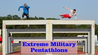 Video 2 Crazy Extreme South American Military Obstacle Course Races MP3, 3GP, MP4, WEBM, AVI, FLV April 2019