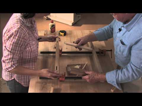 The Way to Woodwork DVD Series